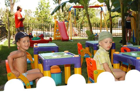 Asdem Park 3* (Турция/Кемер) Отзывы отеля Рейтинг