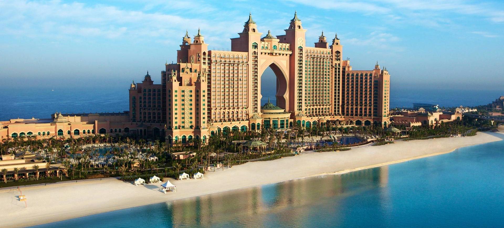 Дубай отель пальма квартиры в оаэ в строящихся домах купить