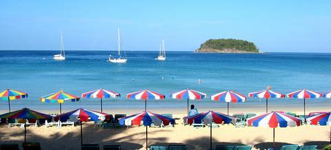 пляж Ката