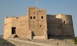 Small fujairah sightseeing united arab emirates