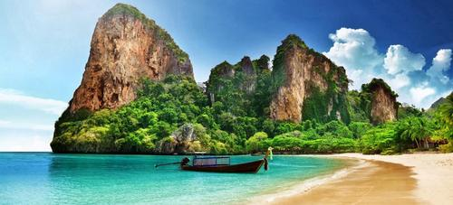 Banner thailand beach hd wallpapers 1080p