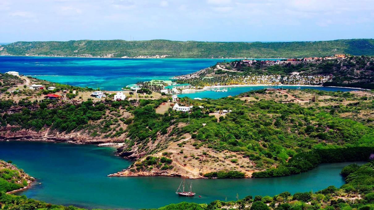 Big antigua barbuda most