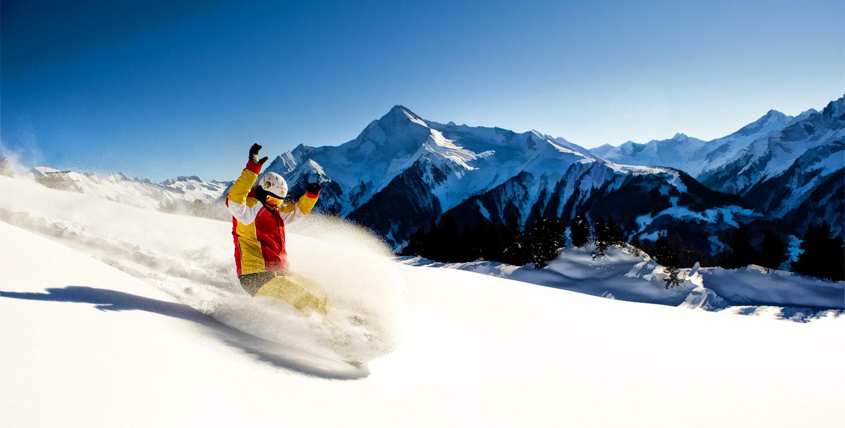 Big snowboardschule zillertal mayrhofen ski pro austria