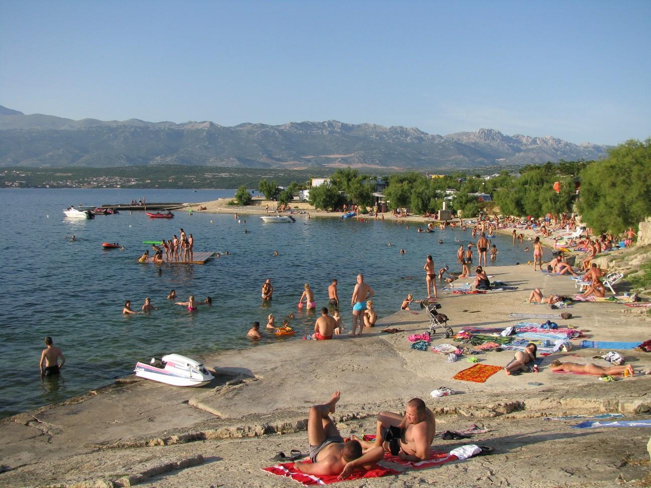 Big beach novigrad