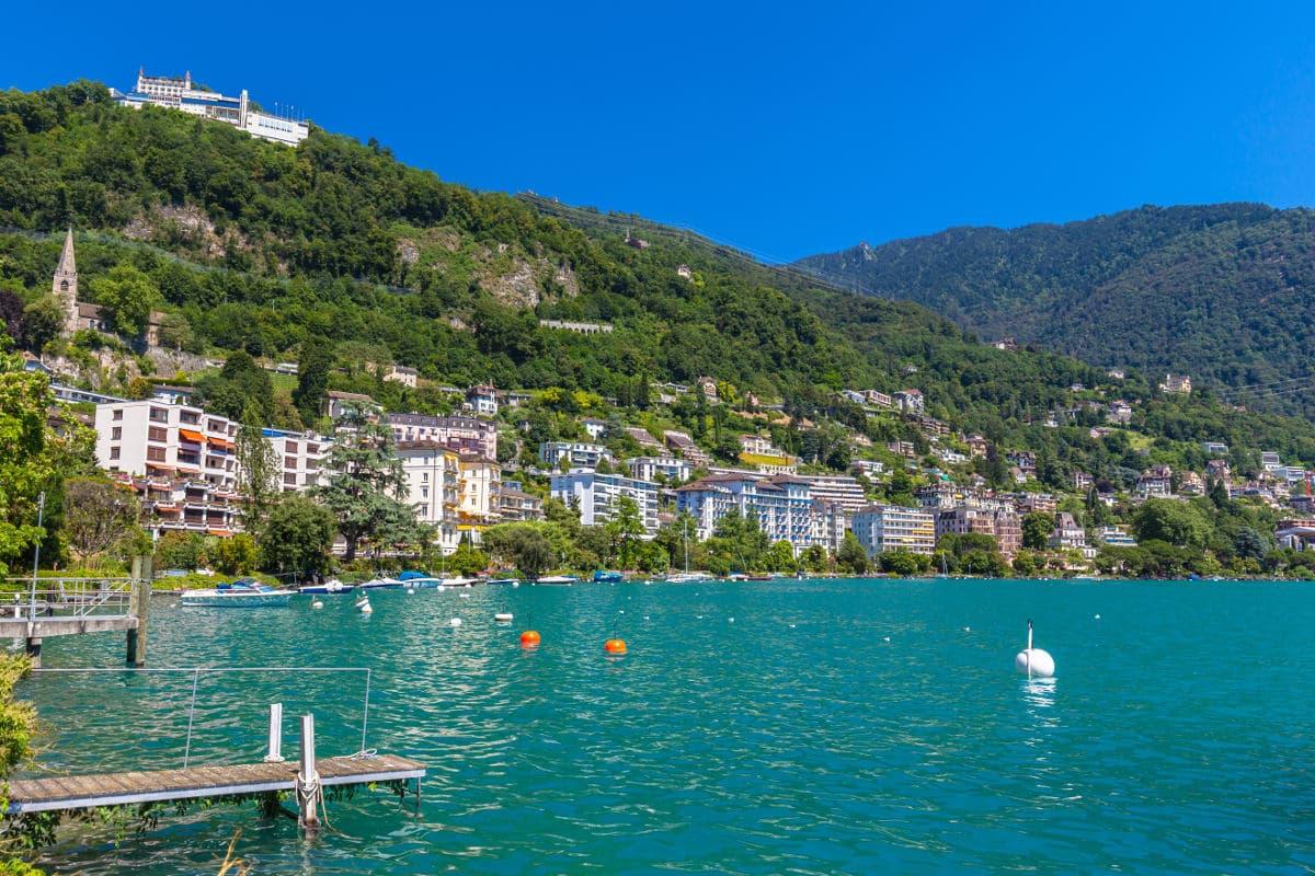 Big panoramica montreux suiza
