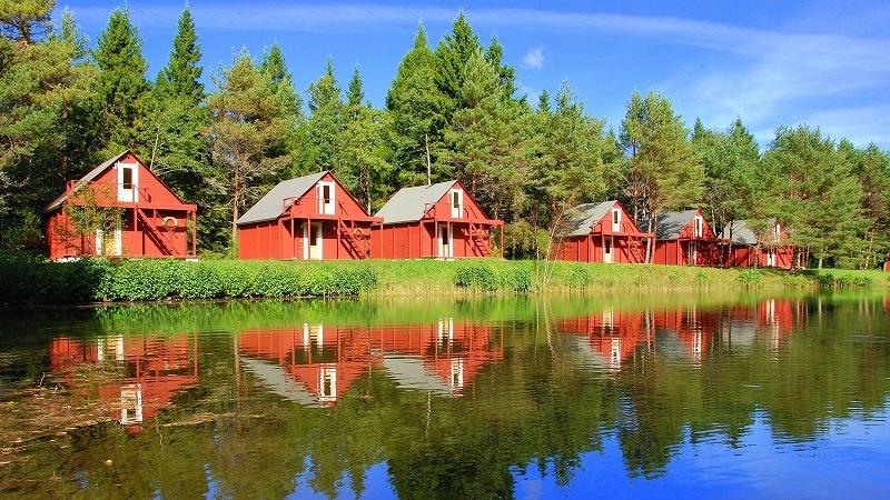 Big ostrov saremmaa estonia
